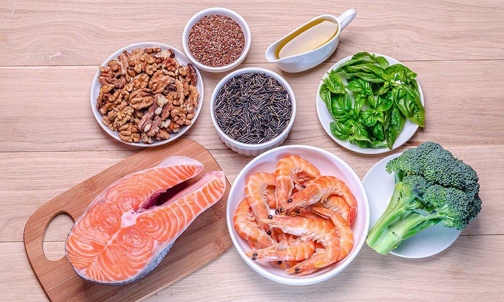 Trẻ rối loạn tic âm thanh nên bổ sung thực phẩm giàu omega - 3